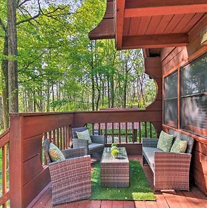 Retreat With Hot Tub & Fire Pit About 12 Mi To Dollywood! photos Exterior
