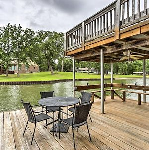 Star Harbor Lake House With Dock, Deck And 2 Boat Lifts photos Exterior