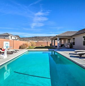 Hurricane Home With Private Pool, Mtn Views! photos Exterior