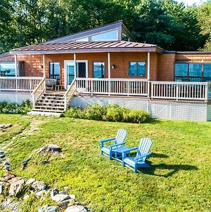 Oceanfront Trenton Home With Porch And Acadia Views! photos Exterior