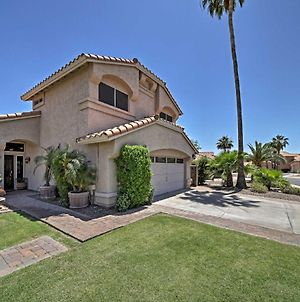 Grand Phx Home With Fire Pit & Pool & Tennis Access! photos Exterior