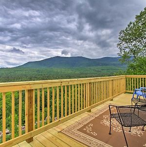 North Conway Family Condo With 3 Decks & Mtn Views! photos Exterior