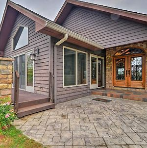 Lakefront Battle Creek Luxury Estate With Dock And Deck photos Exterior