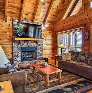 3,500-Sq-Ft Cabin - Sunrise And Mtn View And Pool Access photos Exterior