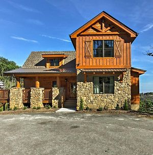 Family Mtn Cabin With Game Room, Hot Tub And Theater! photos Exterior