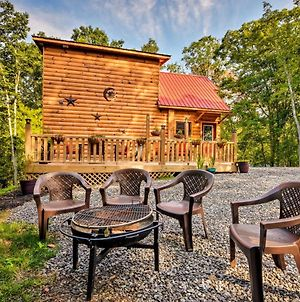 Murphy Log Cabin With Deck & Covered Porch-Near Dtwn photos Exterior