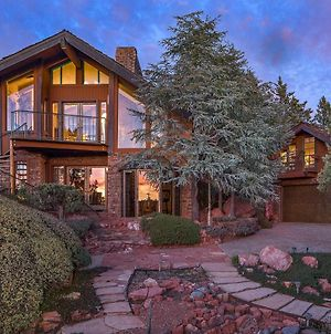 Unique Sedona Home With Mountain Views And Guest House photos Exterior