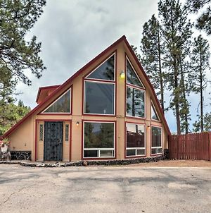 Expansive Retreat With Deck Near Downtown Ruidoso! photos Exterior