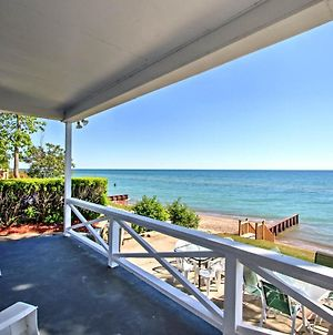 Fort Gratiot Home On Lake Huron With Patio And Deck! photos Exterior