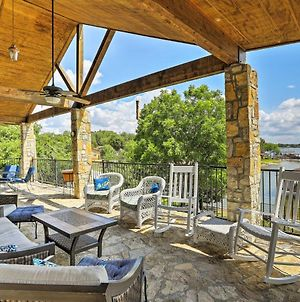 Lakefront Granbury Home With Dock, Decks And Views! photos Exterior