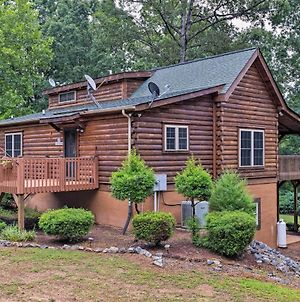 Cabin On 3 Acres W/Deck & Fire Pit - 5Mi To Tiec! photos Exterior