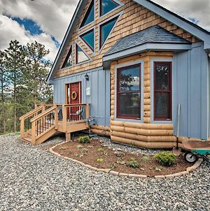 Cozy Log Cabin Less Than 2 Miles To Downtown Evergreen! photos Exterior