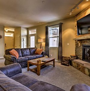 Fraser Condo With Patio By Free Winter Park Shuttle! photos Exterior