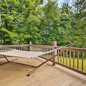 4-Acre Bryson City Mountain Home With Deck & Grill! photos Exterior