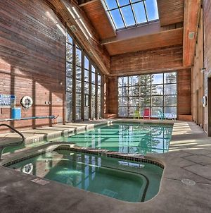 Ski-In And Ski-Out Brian Head Condo With Pool Access! photos Exterior