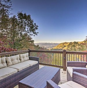 Brevard Chalet W/ Stunning Blue Ridge Mtn. Views! photos Exterior