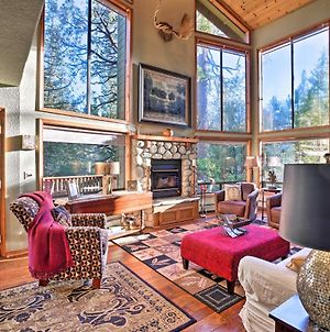 Cozy Idyllwild Cabin With Decks - Steps From Hiking! photos Exterior