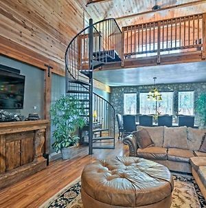 Flagstaff Cabin With Fireplace And Fire Pit On 5 Acres! photos Exterior