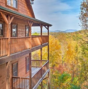 Mountain View Cabin With Hot Tub Less Than 5 Mi To The Strip photos Exterior