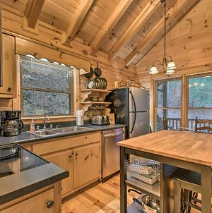 Little Rock Creek Cabin - 10 Mins To Blue Ridge! photos Exterior