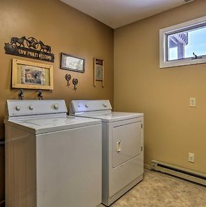 Hermosa Home With Hot Tub - 15 Min To Mount Rushmore! photos Exterior