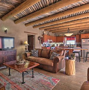 Adobe Home In Taos Area With Mtn View & Courtyard! photos Exterior