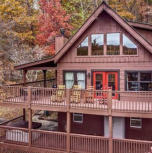 Scenic Solitude In Pigeon Forge With Hot Tub And View photos Exterior