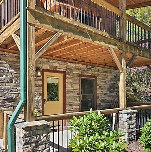 Elk Path Cabin With Hot Tub & Deck-15 Mi To Asheville photos Exterior