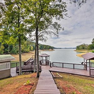 Remodeled Lakefront Dandridge Home With Deck And Dock! photos Exterior