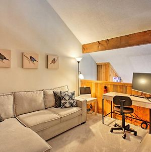 Updated Ski-In And Ski-Out Attitash Mtn Condo With Views! photos Exterior