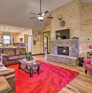 Hiawassee Cabin With Game Room - 9 Mi To Chatuge Lake photos Exterior