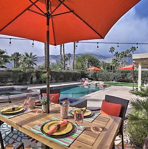 Luxe Palm Springs Paradise With Pool & Putting Green photos Exterior