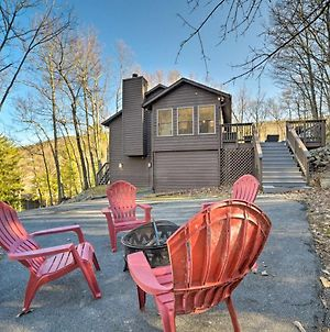 Slopeside Retreat In Massanutten With Hot Tub And Deck! photos Exterior