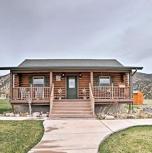 Rustic Cabin Near Palisade State Park With Deck! photos Exterior
