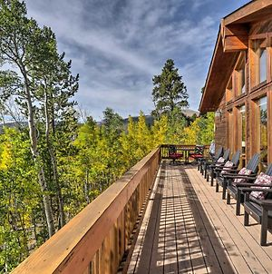 Luxury Fairplay Home With Deck, Grill And Mtn Views! photos Exterior