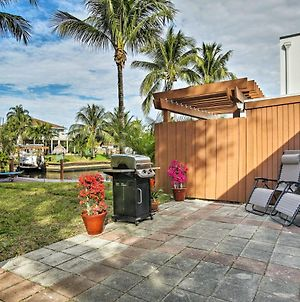 Ft Lauderdale Townhome On Canal - 3 Mi To Beach! photos Exterior