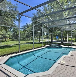 Disney Retreat Private Pool, Theater And Game Room! photos Exterior