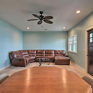 Lakefront Cadillac Home With Balcony - Mins To Hiking photos Exterior