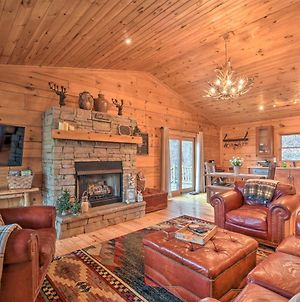 Cashiers Mountain Cabin Nestled On Taylor Creek! photos Exterior