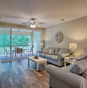 Beautiful Myrtle Beach Condo On Golf Course With Pool photos Exterior