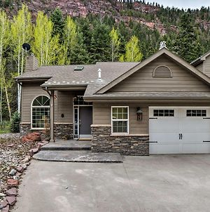 Beautiful Ouray Home With Mtn View, 1 Mi To Town! photos Exterior