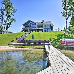 Waterfront Silver Lake Home With Private 40 Dock! photos Exterior