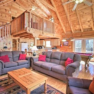 Sevierville Hideaway With Hot Tub 7 Mi To Dollywood! photos Exterior