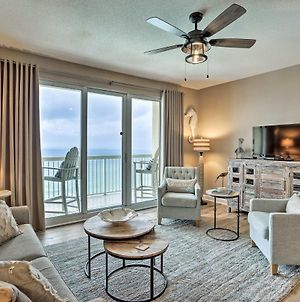 Beachfront Pcb Condo With Resort Pool, Gym And Hot Tub! photos Exterior
