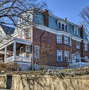 Historic Cumberland Home With Deck And Valley View! photos Exterior