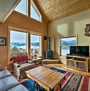 Custom Log Cabin With Views - 12 Min To Yellowstone! photos Exterior
