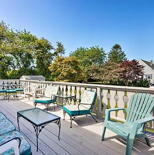 Sunny Narragansett Home With Deck Less Than 2 Miles To Beach photos Exterior