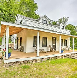 Historic Catskills Home, Near Willowemoc Creek! photos Exterior