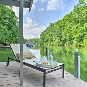 Resort-Style Home On Tims Ford Lake, Steps To Dock photos Exterior