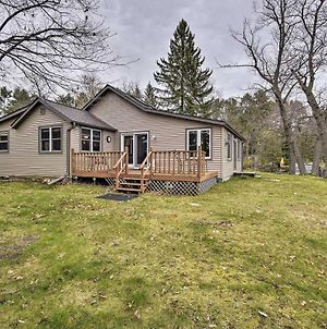 Lakefront Home With Seasonal Dock - 2 Mi To Skiing! photos Exterior